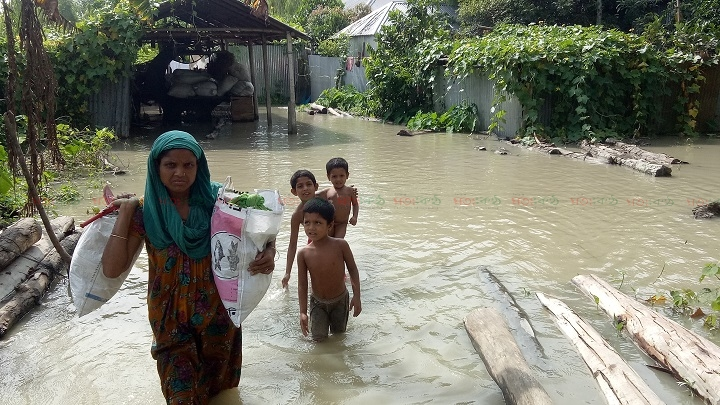 Flood+Shirajgonj