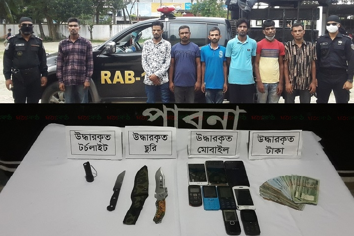 Pabna+Snatcher+Arrest+RAB