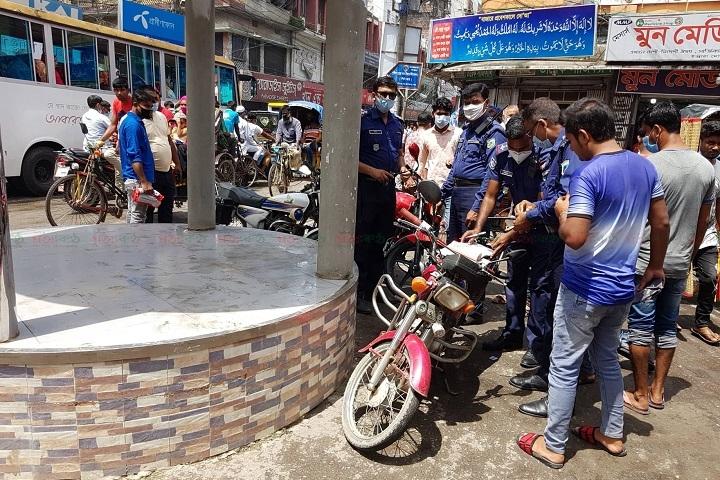 Pabna+Trasffic+police+news