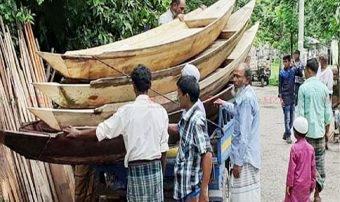 Tarash+cholonbil+Boat