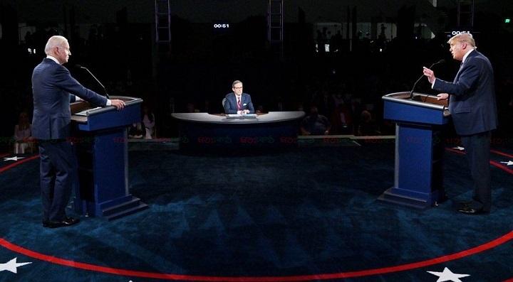 tramp and baidon debat