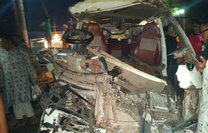 road accident+pabna