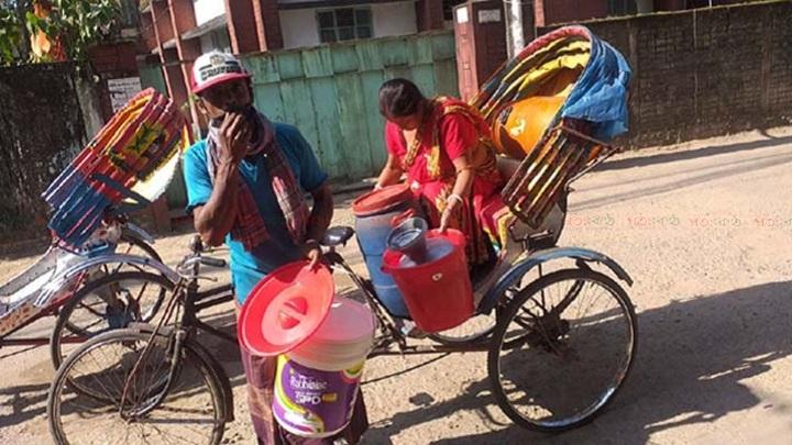 water crisis+shylet