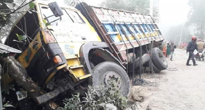 truck accident+chatmohor