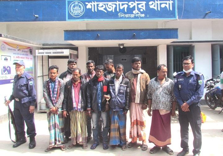 Gambler+Arrest+Shahjadpur+19feb
