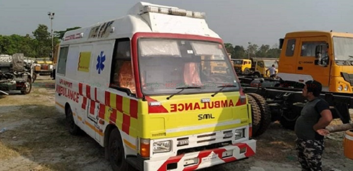 ambulance bitoron india