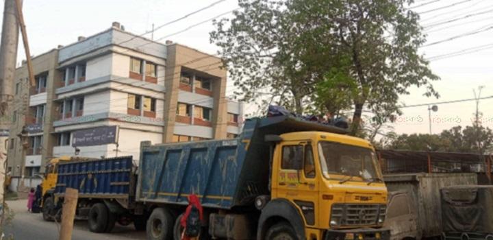 balu truck attok+ishurdi