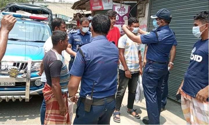 police-mask_bitaron-pabna