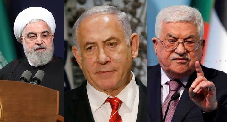 Iran-Israil-conflict