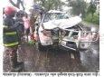 road accident+sirajgonj