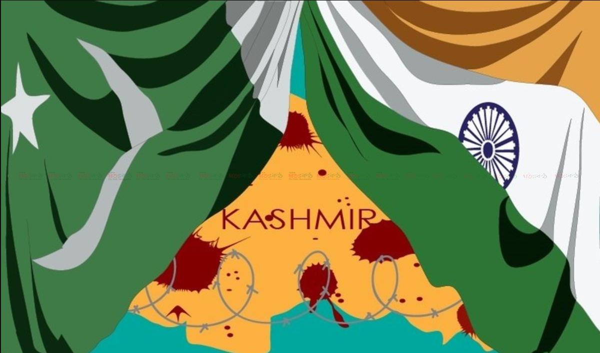 কাস্মীর সংকট ও পাক-ভারত-দ্বন্দ্ব নিরসন
