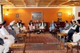 কাবুলে তালেবান প্রতিনিধি দলের সাথে আফাগান রাজনীতিবিদদের বৈঠক অনুষ্ঠিত
