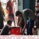 পাবনার ভাঙ্গুড়ায় এমএ স'র চাউল ও আটা ক্রয় করতে পেরে খুশী ক্রেতারা